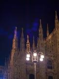 Milan Cathedral Imagen de archivo libre de regalías
