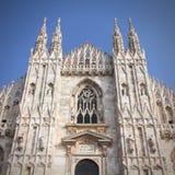 Milan Cathedral fotografia de stock