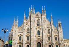 Milan Cathedral Photo libre de droits