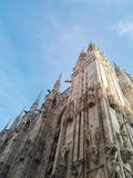 Milan Cathedral Immagine Stock