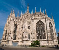 The Milan Cathedral Royalty Free Stock Photos