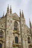Milan Cathedral stock foto