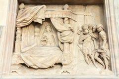 Milan Cathedral foto de stock royalty free