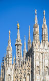Milan Cathedral Stock Photos