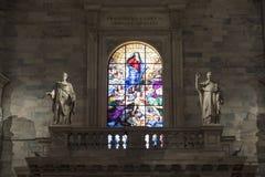 Milan cathedral Stock Photos