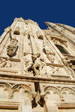 Milan Cathedral Details Stock Photography
