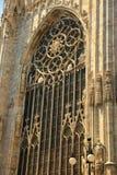 Milan Cathedral Details fotos de archivo libres de regalías