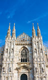 Milan Cathedral Dome Royalty Free Stock Photo