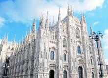 Milan Cathedral - Duomo royalty free stock image