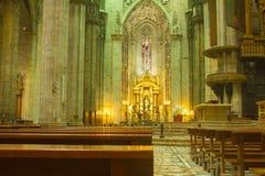 Milan Cathedral Duomo Stock Images