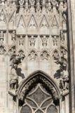 Milan Cathedral Duomo di Milano, église gothique, Milan, Italie photo libre de droits
