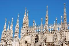 Milan Cathedral, Duomo di Milano Royalty Free Stock Photo