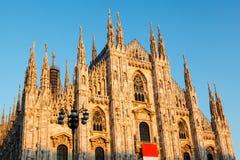 Milan Cathedral (Duomo di Milano) Stock Images