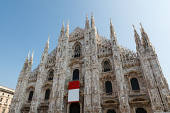Milan Cathedral (Duomo di Milano) Royalty Free Stock Photos