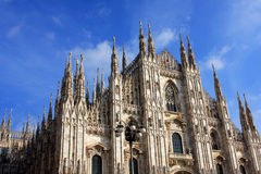 Milan Cathedral Stock Image