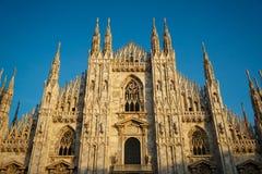 Milan Cathedral (Duomo di Milano) Royalty Free Stock Image