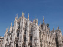 Milan Cathedral Stock Photography