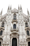 Milan Cathedral Royalty Free Stock Photography