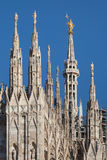 Milan Cathedral In Milan, Lombardy, Italy. Royalty Free Stock Photo