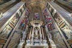 Milan Cathedral - l'Italie photographie stock libre de droits