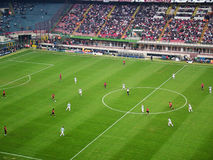 Free Milan-Celtic Stock Image - 4590381