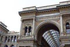 Milan center Stock Images