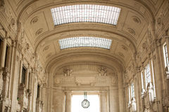Milan Central Railway Station Stock Image