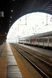 Milan Central Station. A view of the Central Station in Milan, Italy Royalty Free Stock Images