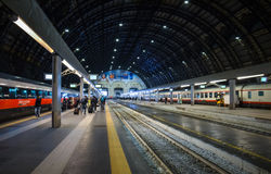 Milan Central Station Stock Images