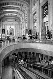 Milan central station royalty free stock photo