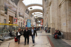 Milan Centrale Royalty Free Stock Images