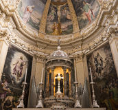 Milan: Certosa di Garegnano Royalty Free Stock Image