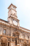 Milan city center Stock Images