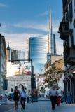 Milan city centre Stock Image