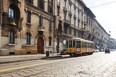 Milan city Royalty Free Stock Photography