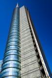 Milan city skyscraper Royalty Free Stock Image