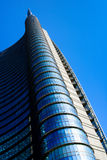 Milan city skyscraper Stock Photo
