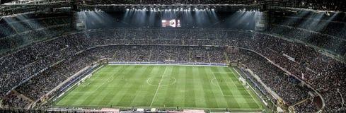 MILAN CONTRE INTER Images stock