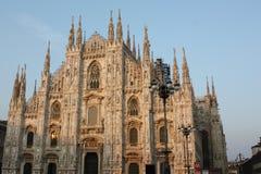 Milan domkyrka Royaltyfri Bild