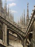 Milan Duomo Stock Photo