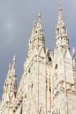Milan - Duomo royalty free stock photo