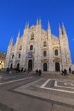 Milan Duomo Royalty Free Stock Image