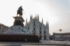 Milan Duomo Immagini Stock Libere da Diritti