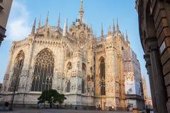 Milan Duomo Imagenes de archivo