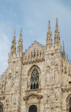 Milan duomo Royalty Free Stock Images