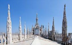 Milan Duomo Cathedral Royalty Free Stock Image