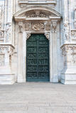 Milan Duomo - Detail Royalty Free Stock Images