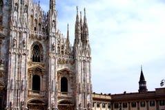 Milan Duomo Detail Royalty Free Stock Image