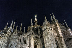 Milan - Duomo royalty free stock images