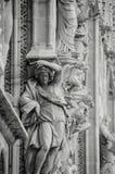 Milan duomo Royalty Free Stock Images